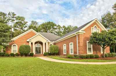 tallahassee Single Family Home For Sale: 9694 Deer Valley