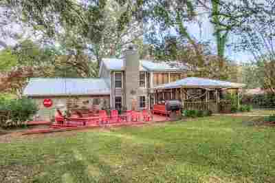 Leon County Single Family Home New: 9914 Waters Meet Drive