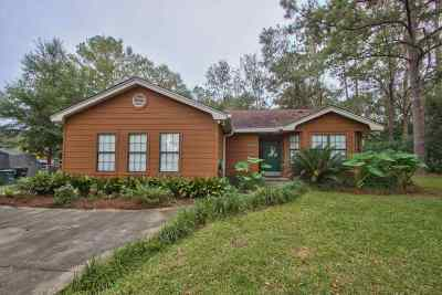 Leon County Single Family Home New: 2636 Brentshire Drive