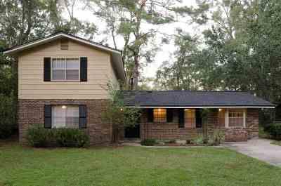 tallahassee Single Family Home Reduce Price: 1112 Hemlock Street