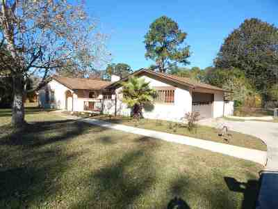 tallahassee Single Family Home For Sale: 4029 Ardara Dr