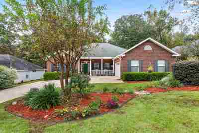 Tallahassee FL Single Family Home New: $315,000