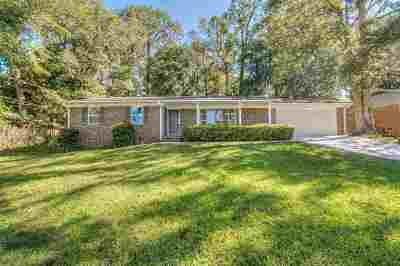 Tallahassee FL Single Family Home New: $199,000