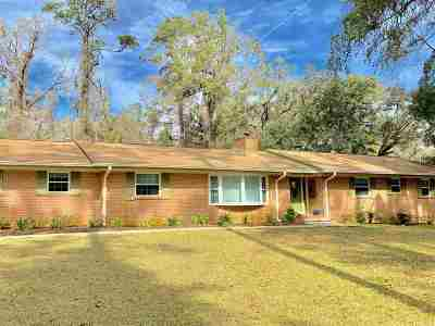 Tallahassee Single Family Home For Sale: 3736 Sulton Court