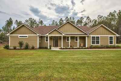 Tallahassee Single Family Home For Sale: 13509 Hidden Horse Way