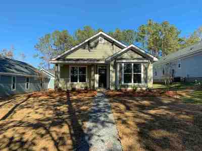tallahassee Single Family Home For Sale: 4660 Heritage Park Boulevard