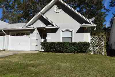 Tallahassee Condo/Townhouse Contingent: 2951 Royal Palm Way