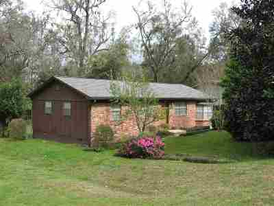 tallahassee Single Family Home For Sale: 2142 Harriet Drive