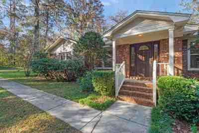 Tallahassee Single Family Home For Sale: 7046 Dardwood Lane