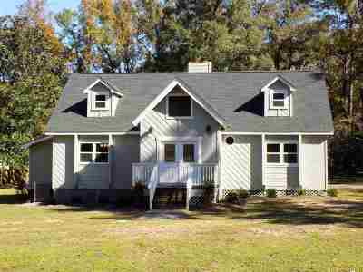Tallahassee Single Family Home For Sale: 8300 Summerdale Lane