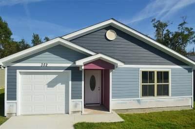 tallahassee Single Family Home For Sale: 352 Carmen Rocio Way Way