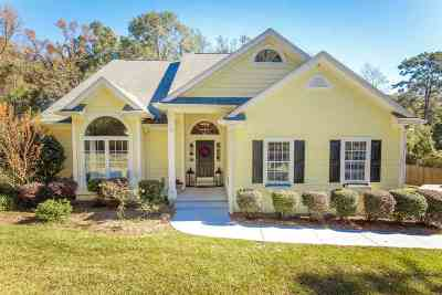 Tallahassee Single Family Home New: 4775 Stoney Trace