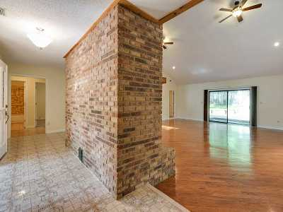 tallahassee Single Family Home For Sale: 3526 Dogwood Valley Trail