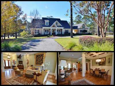 Tallahassee Single Family Home For Sale: 6617 Lake Pisgah Drive
