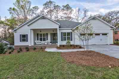 Tallahassee FL Single Family Home New: $469,000
