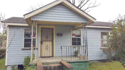 tallahassee Single Family Home For Sale: 2117 Keith Street
