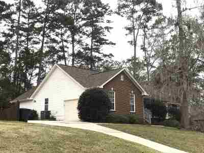 tallahassee Single Family Home For Sale: 5416 Paces Mill Road