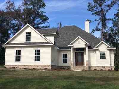 Tallahassee Single Family Home For Sale: Rhoden Hill Way