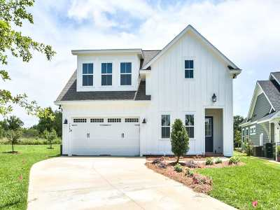 Tallahassee Single Family Home For Sale: Xxxx Esplanade Way