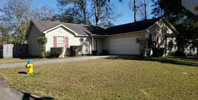 tallahassee Single Family Home For Sale: 2428 Beechnut Lane