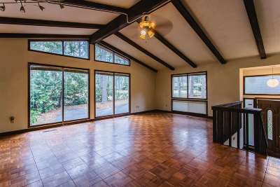 tallahassee Single Family Home For Sale: 3322 Robinhood Road