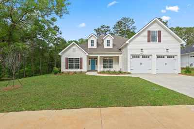 tallahassee Single Family Home For Sale: 8200 Dancing Shadow Court