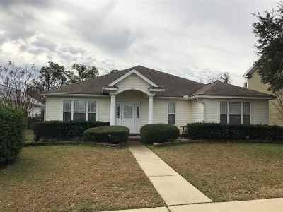 tallahassee Single Family Home For Sale: 6129 Eastfield Trail