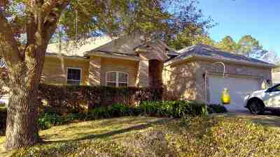 tallahassee Single Family Home For Sale: 974 Park View Drive