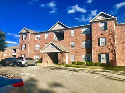 tallahassee Condo/Townhouse For Sale: 3000 S Adams #523
