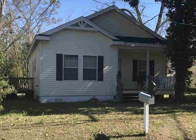 tallahassee Single Family Home For Sale: 2009 Saxon Street