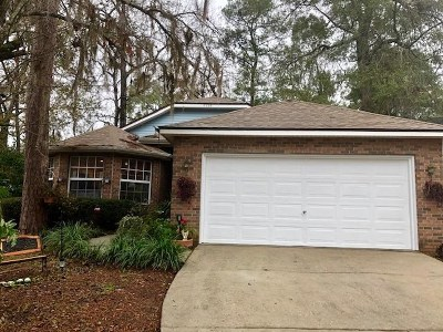 tallahassee Single Family Home For Sale: 2826 Yarmouth Court