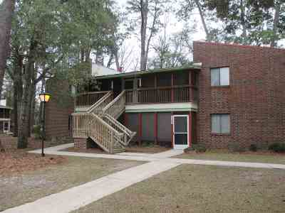 Tallahassee FL Condo/Townhouse Contingent: $57,900