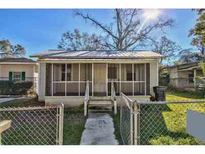 tallahassee Single Family Home For Sale: 805 Dover Street
