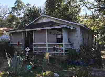 tallahassee Single Family Home For Sale: 1601 Lake Avenue