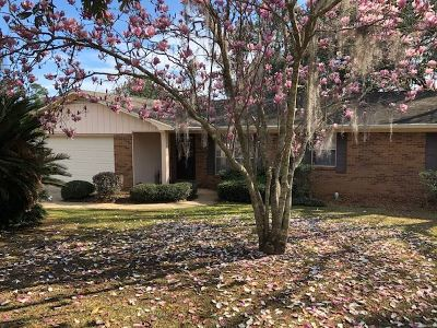 tallahassee Single Family Home For Sale: 2737 Bedford Way
