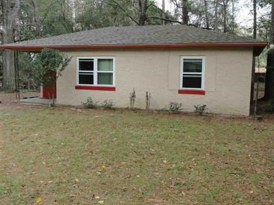 tallahassee Single Family Home For Sale: 1509 Patrick Avenue