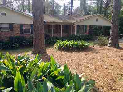 tallahassee Single Family Home For Sale: 2112 Great Oak Drive