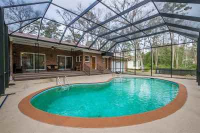 Tallahassee Single Family Home For Sale: 2608 Marston Road