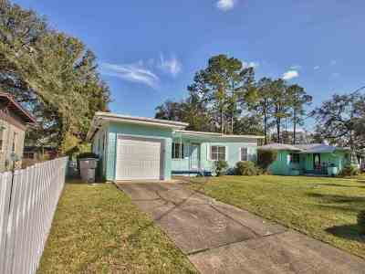 tallahassee Single Family Home For Sale: 3115 Galimore Drive
