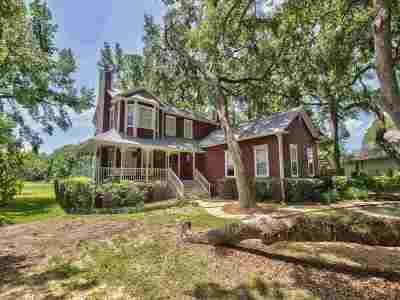 Tallahassee Single Family Home New: 3309 Clifden Drive