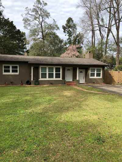 Tallahassee Single Family Home New: 1510 Mitchell Avenue
