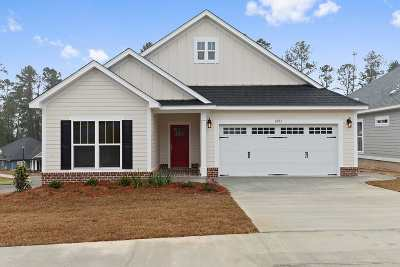 tallahassee Single Family Home For Sale: 2287 Hunters Moon Trail