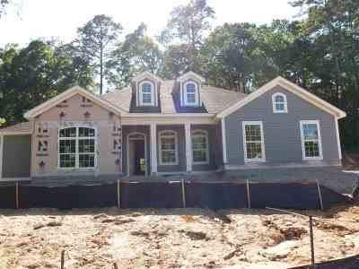 Tallahassee Single Family Home New: 8217 Dancing Shadow Court