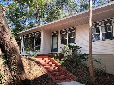 tallahassee Single Family Home For Sale: 1411 Marion Avenue