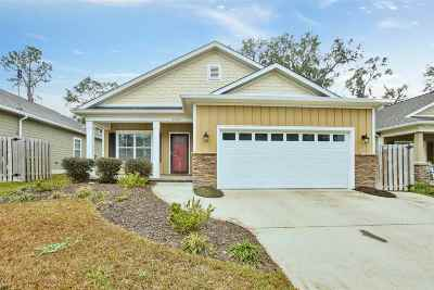 tallahassee Single Family Home Reduce Price: 2248 Wabash Trail