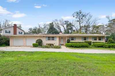 tallahassee Single Family Home For Sale: 1500 Belleau Wood Drive