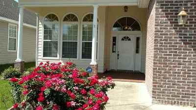 tallahassee Single Family Home For Sale: 3364 Aqua Ridge Way