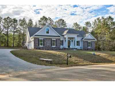 Tallahassee Single Family Home For Sale: 7960 Greystone Drive