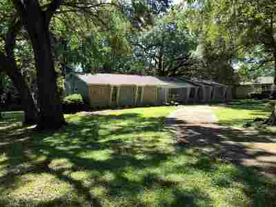 tallahassee Single Family Home For Sale: 2933 Edenderry Drive