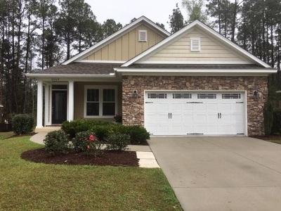 tallahassee Single Family Home For Sale: 3069 Adiron Way